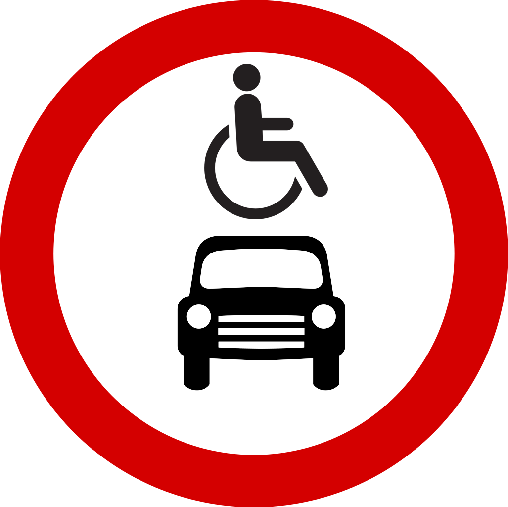 car tro disabled